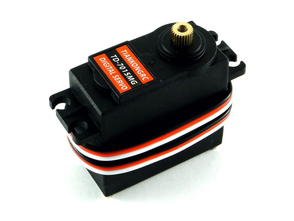 Сервомотор TD-7009MG (MG995), 12кг/см