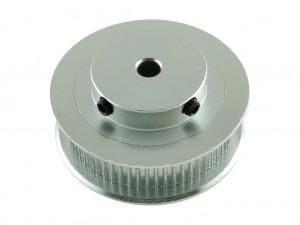 Шкив для ремня GT2, 60 зубов, вал 5 мм