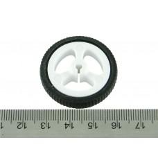 Колесо для мотора n20, D=34мм, P=6,5мм