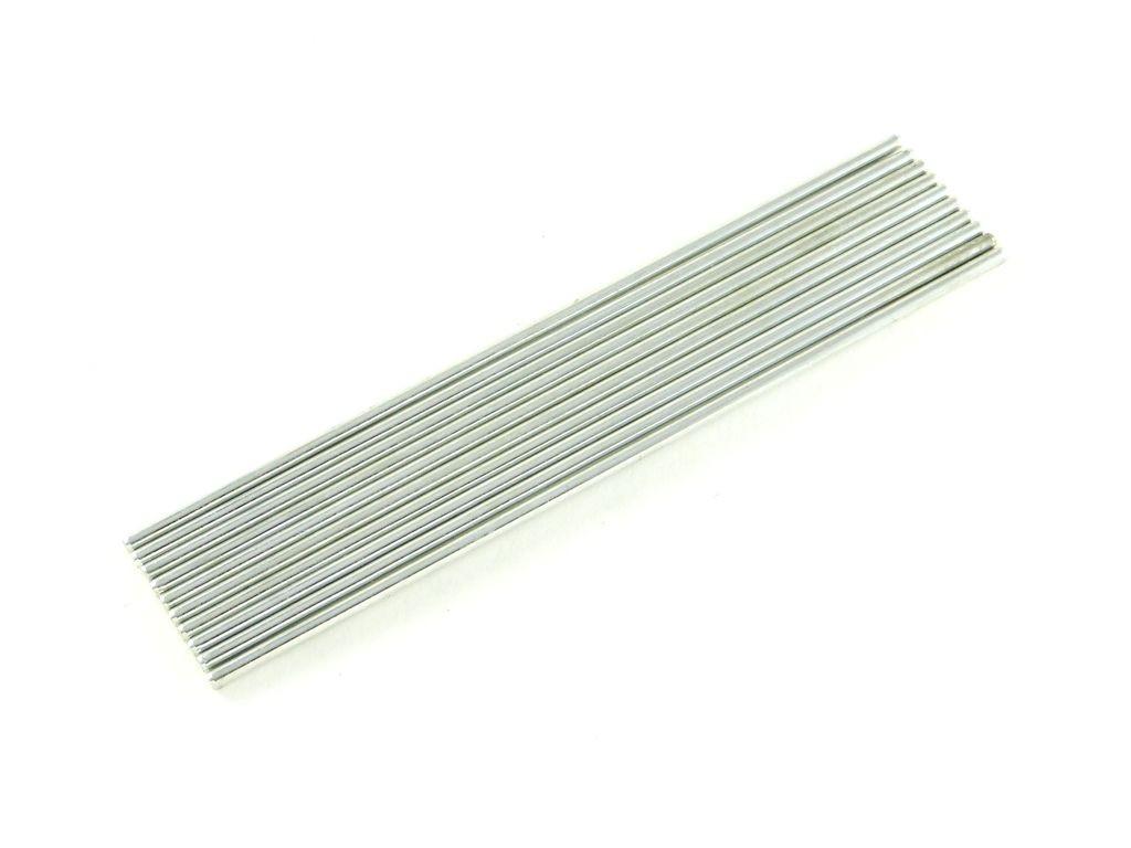 Вал стальной неточный, D = 3 мм