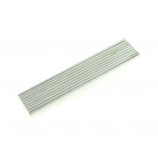 Вал стальной некалиброванный, D = 2 мм, L = 100мм