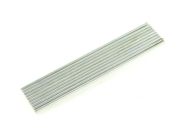Вал стальной некалиброванный, D = 3 мм