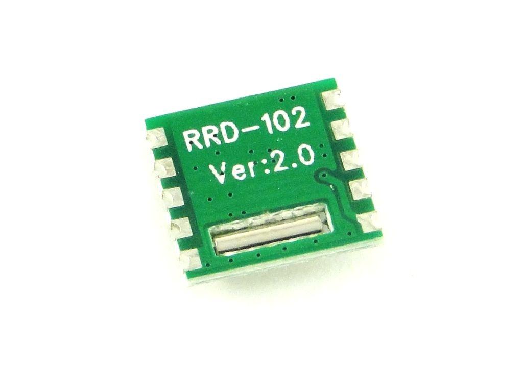 FM радио модуль RDA5807M, стерео