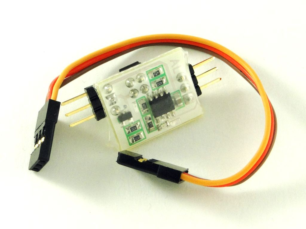 PPM ключ, 1-канальный