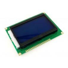 Дисплей ЖК графический 128х64, синяя подсветка