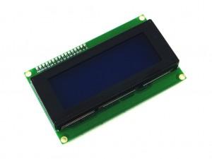 Дисплей ЖК 20х4 (2004), с интерфейсом I2C (без кириллицы)