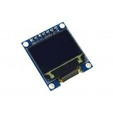 Дисплей OLED, 0.95'', SPI/I2C, RGB