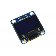 Дисплей OLED, 0.96'', I2C, голубой