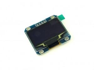 Дисплей OLED I2C, 1.3'', белый