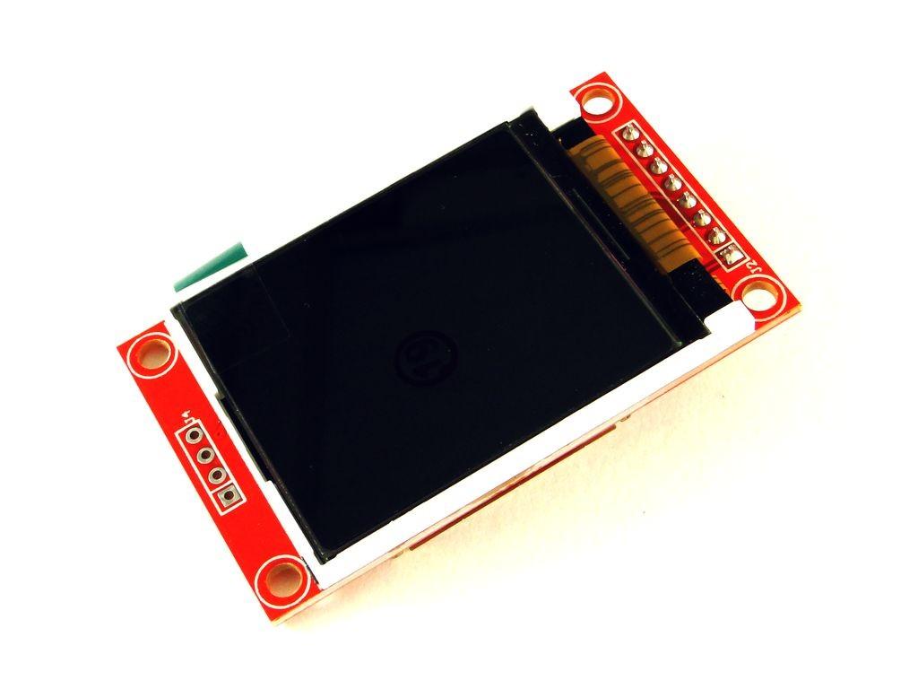 """Дисплей TFT цветной, 128x160, 1.8"""""""