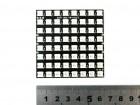 Матрица адресных RGB светодиодов ws2812, 8x8