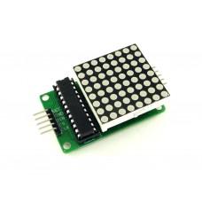 Светодиодная матрица 8x8 с управлением (MAX7219)