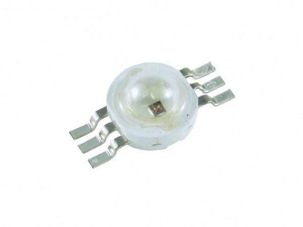 Светодиод RGB мощный SMD, 3 Вт