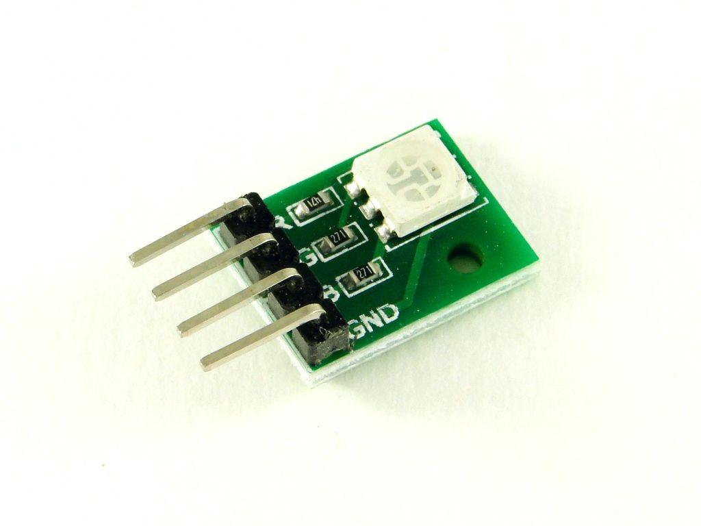 Модуль RGB светодиода