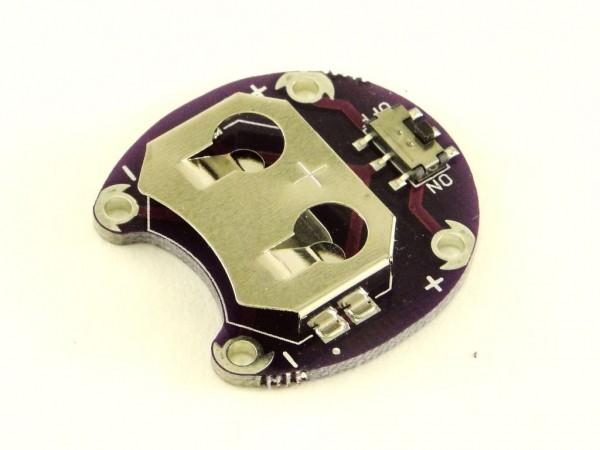 Arduino LilyPad отсек для батареи CR2032