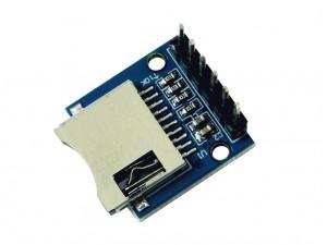 Модуль Micro-SD карты, CH2