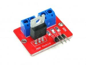 Модуль полевого транзистора IRF540