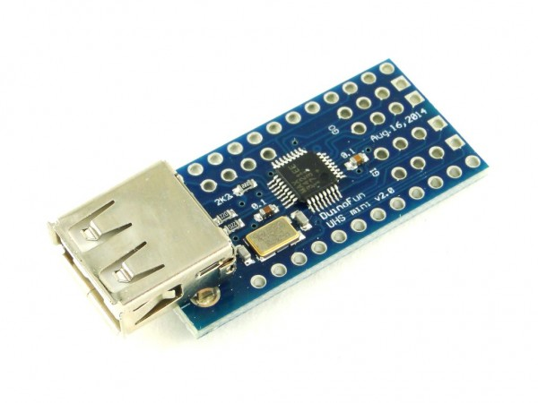 Модуль USB Host Shield