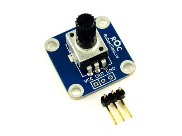 Переменный резистор 20кОм, ROC