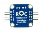 Преобразователь интерфейсов TTL-RS485, ROC