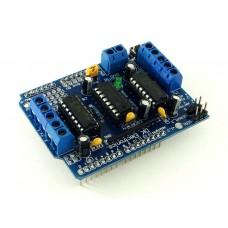 Драйвер двигателей для Arduino на L293D