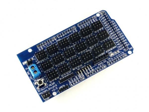 Коммутационный модуль для Arduino Mega, V2.0
