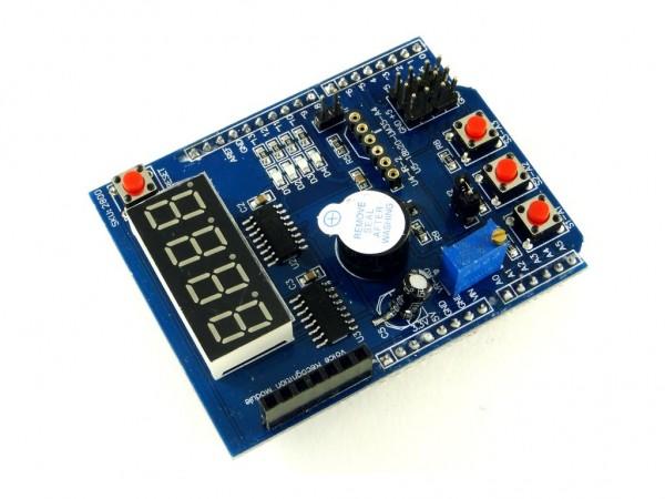 Учебный модуль для Arduino