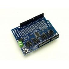 Драйвер серводвигателей для Arduino, 16 каналов, I2C