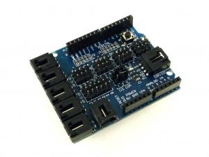 Коммутационный модуль для Arduino V4