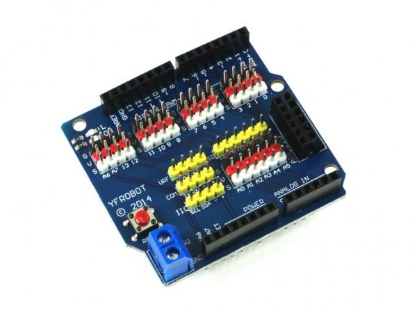 Коммутационный модуль для Arduino V5, цветной