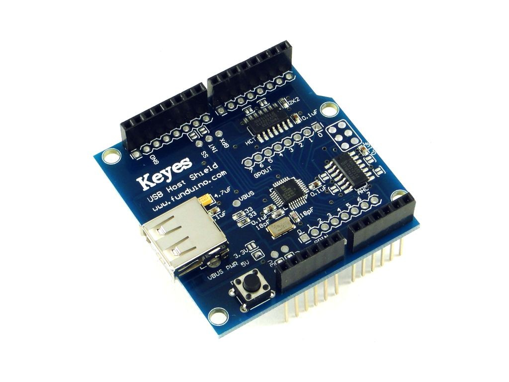 Модуль Host shield для Arduino