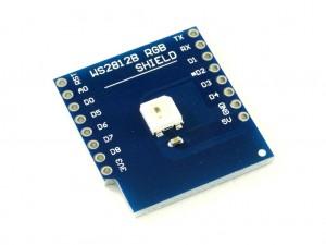 Модуль RGB светодиода для WeMos mini