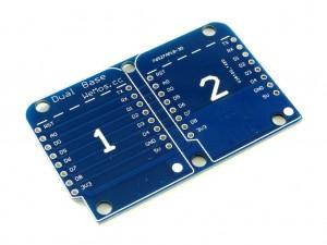 Модуль двойник для WeMos mini