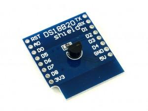 Модуль датчика температуры для WeMos mini