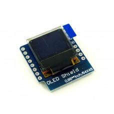 OLED дисплей для WeMos mini