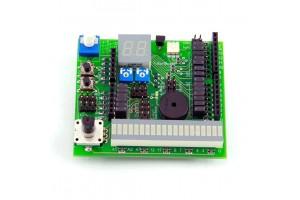 TutorShield, Учебный модуль расширения для Arduino