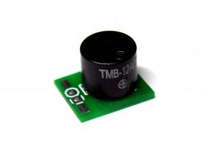 Сигнализатор разряда батарей