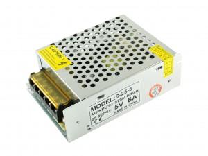 Сетевой модульный блок питания, 5В, 10А