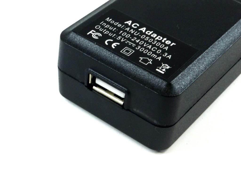 Блок питания с USB разъемом, 5В, 3А