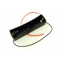 Корпус для одного аккумулятора 18650