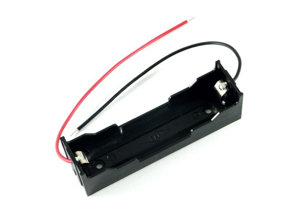 Держатель для аккумулятора 18650, CH2
