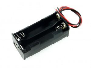 Держатель для четырех батарей AAA, 2X2