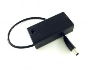"""Корпус для батареи типа """"крона"""", закрытый с выключателем"""