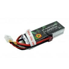 Аккумулятор LiPo Ace, 3s, 20C, 2200мАч, Т-разъём