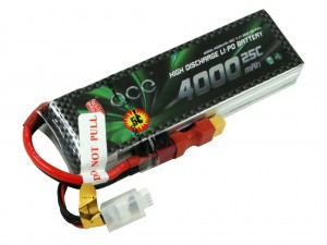 Аккумулятор LiPo Ace, 3s, 25C, 4000мАч
