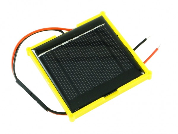 Солнечная батарея с проводом 3В, 100мА