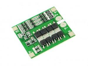 Модуль балансировки и защиты трёх аккумуляторов Li-Ion, 20А