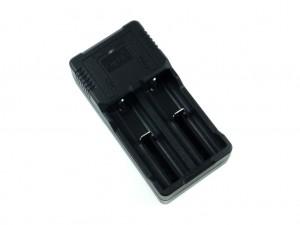 Зарядное устройство 2-х аккумуляторов Li-Ion