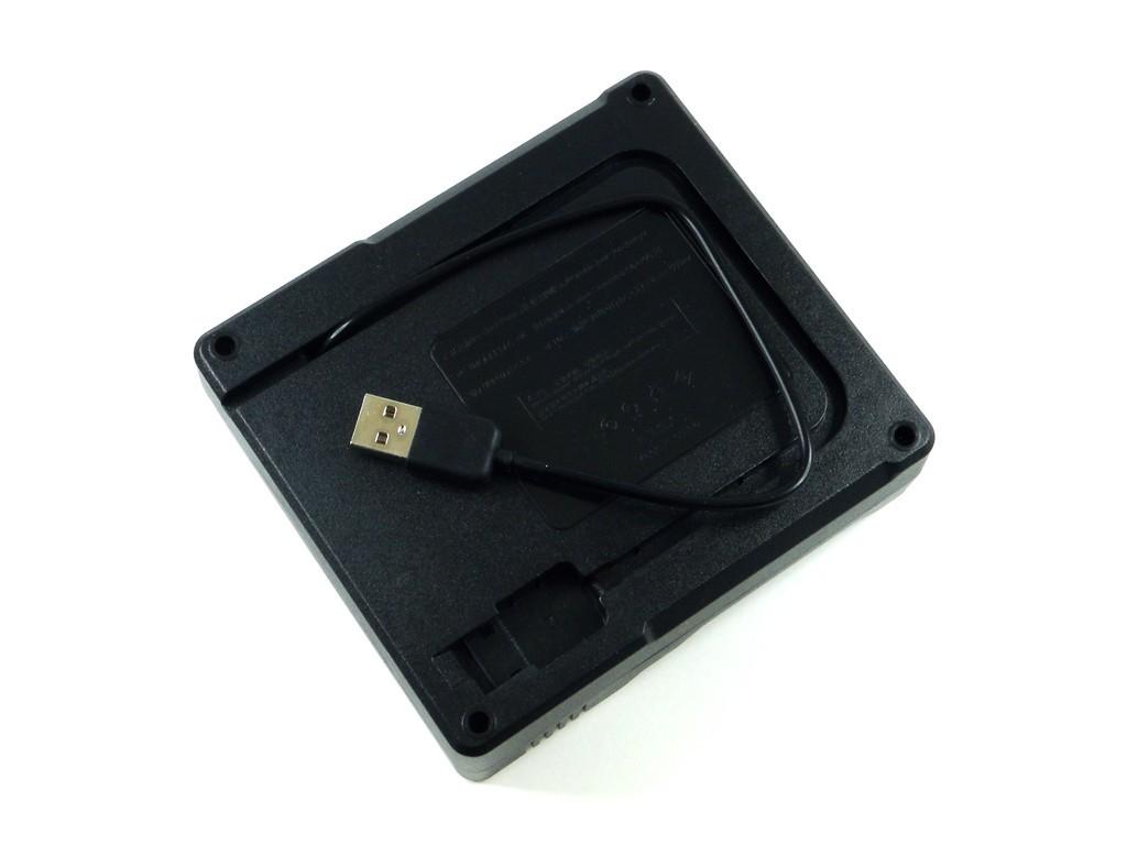 Зарядное устройство 4-х аккумуляторов Li-Ion