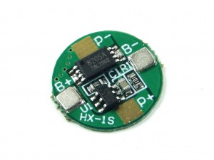 Модуль защиты Li-ion аккумулятора, диск